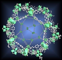 10- چارچوب های فلزی-آلی Metal Organic Frameworks